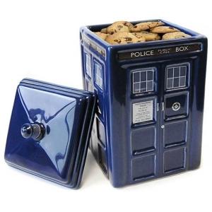TARDISceramiccookiejar