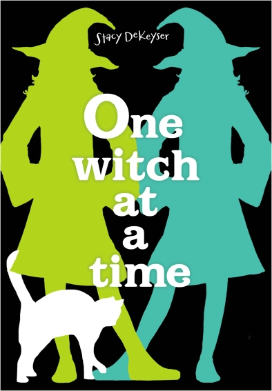 One Witch Cover