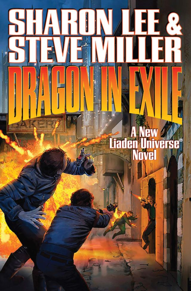 Dragon in Exile-9781476780719