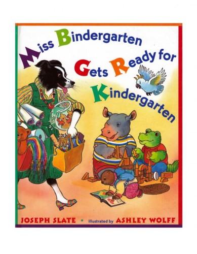 08102015 - Miss Bindergarten pic