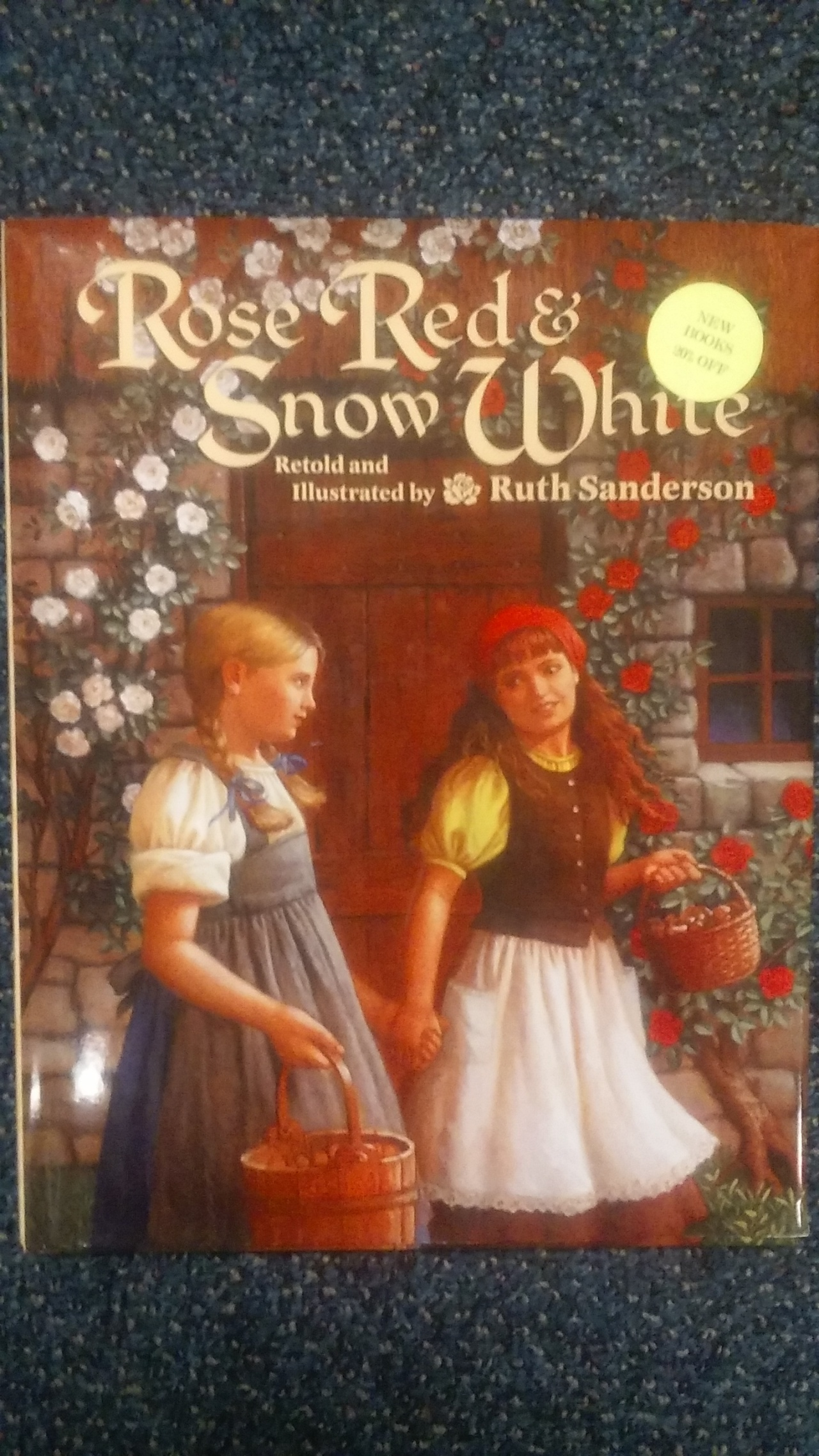 12092015 - Ruth Sanderson Rose Red