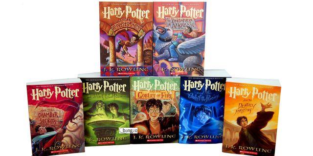 Harry Potter American Books