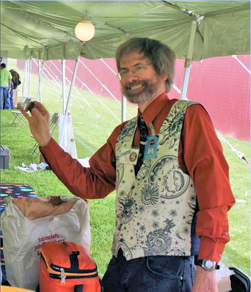 10202017 - Jim Z Aldrich Table at Scout event 05_22_2010