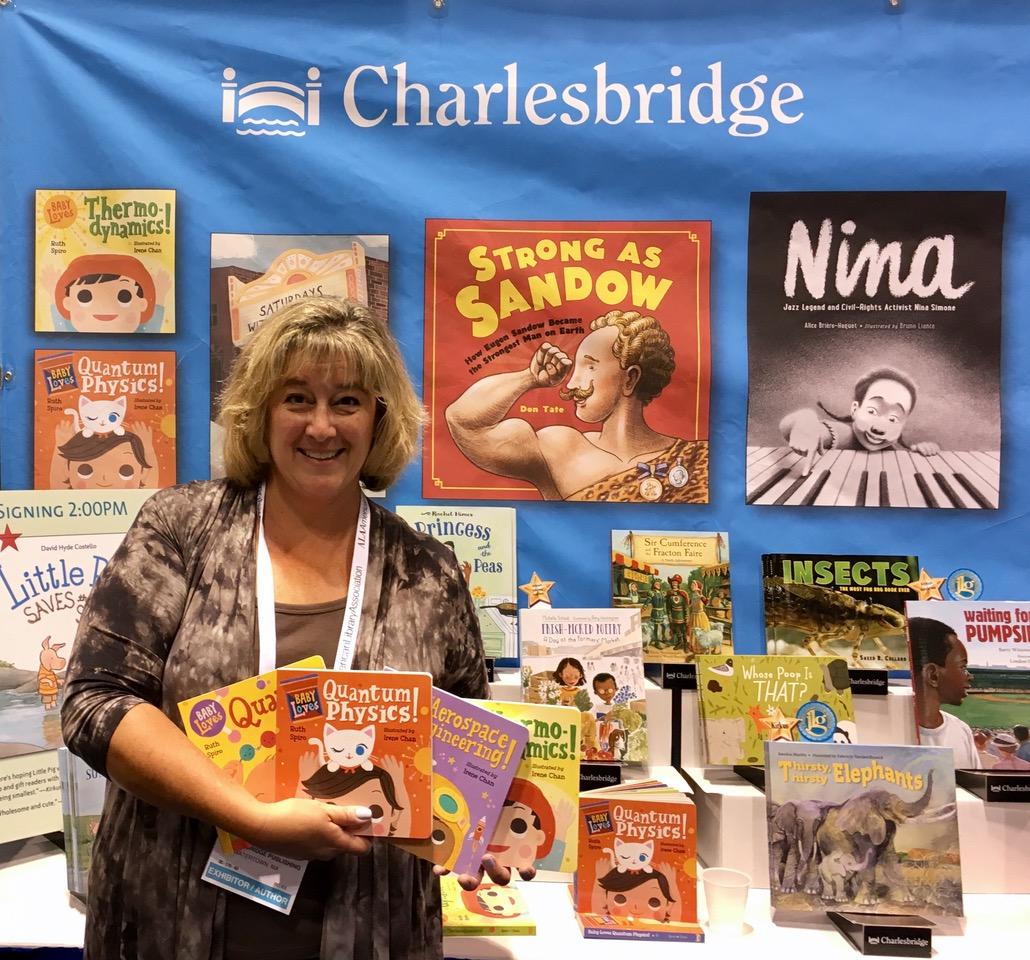 12082017 - Ruth Charlesbridge books