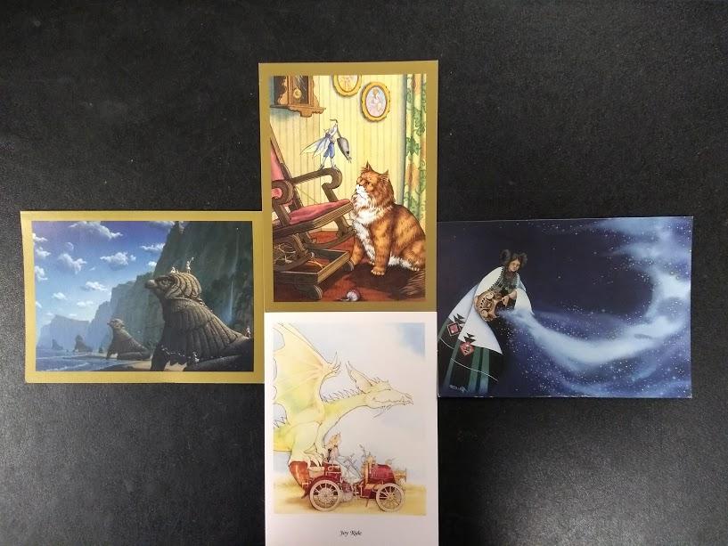Cards-Fantasy