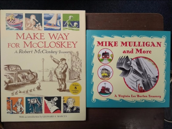 Collections-mccloskey