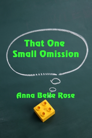 05052018 - That One Small Omission -- cover