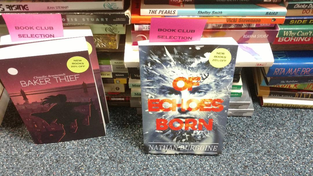 12052018 - Book Club books