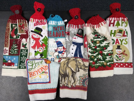 winter towels