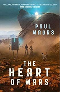 Paul Magrs Cover