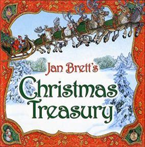 The Christmas Treasury cover
