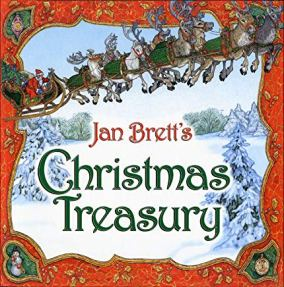 The Christmas Treasury cover
