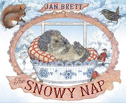 The Snowy Nap cover