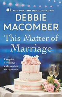 This matter of Marriage cover
