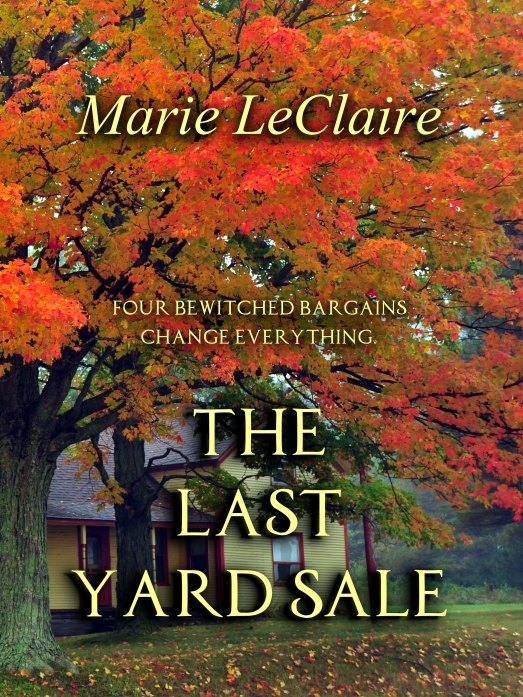 The Last Yard Sale print book cover