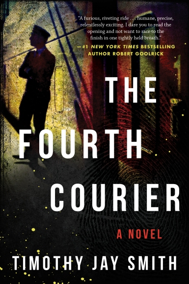 The Fourth Courier cover