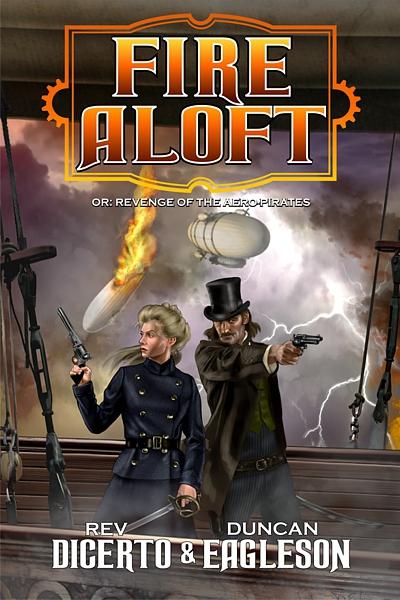 Fire Aloft cover