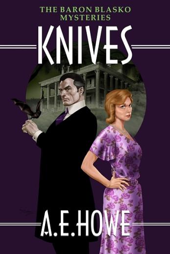 Knives art
