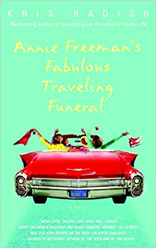 Annie Freeman cover