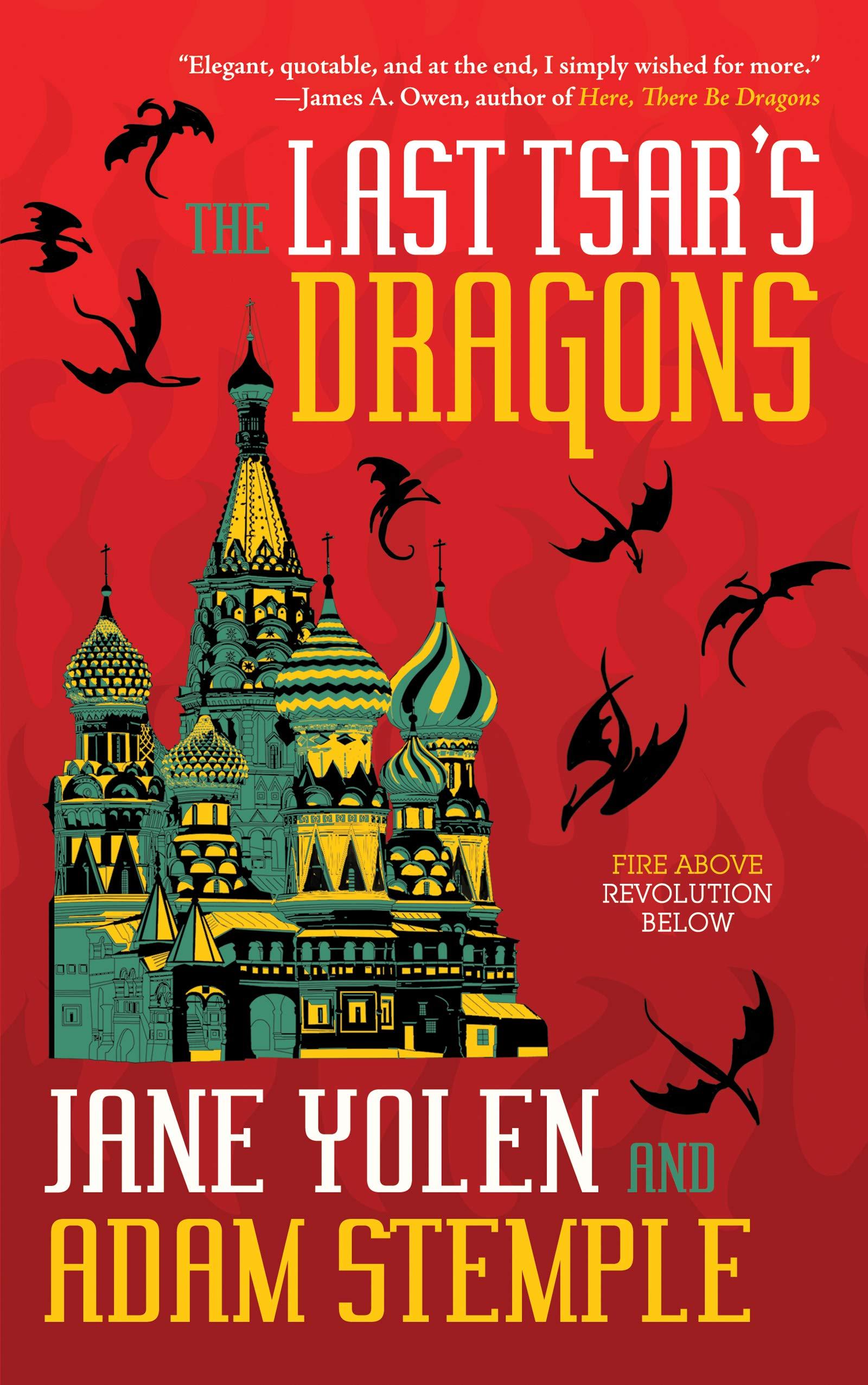 Last Tsar's Dragons