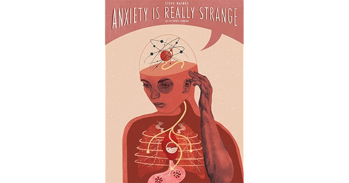 anxietyisreallystrange