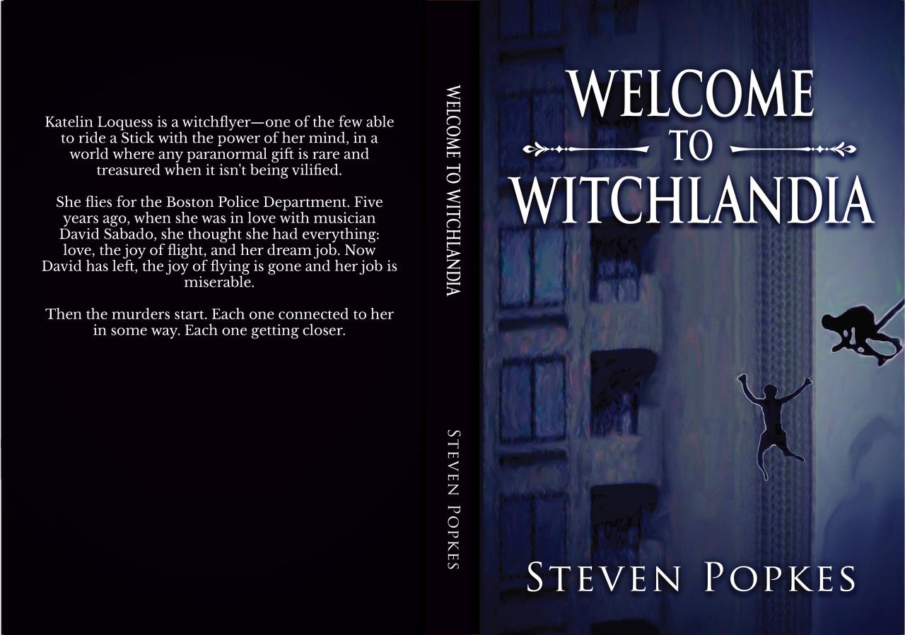 witchlandia cover